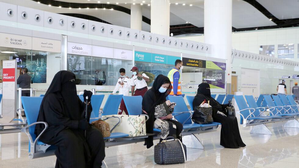 صورة من الأرشيف - مطار الرياض