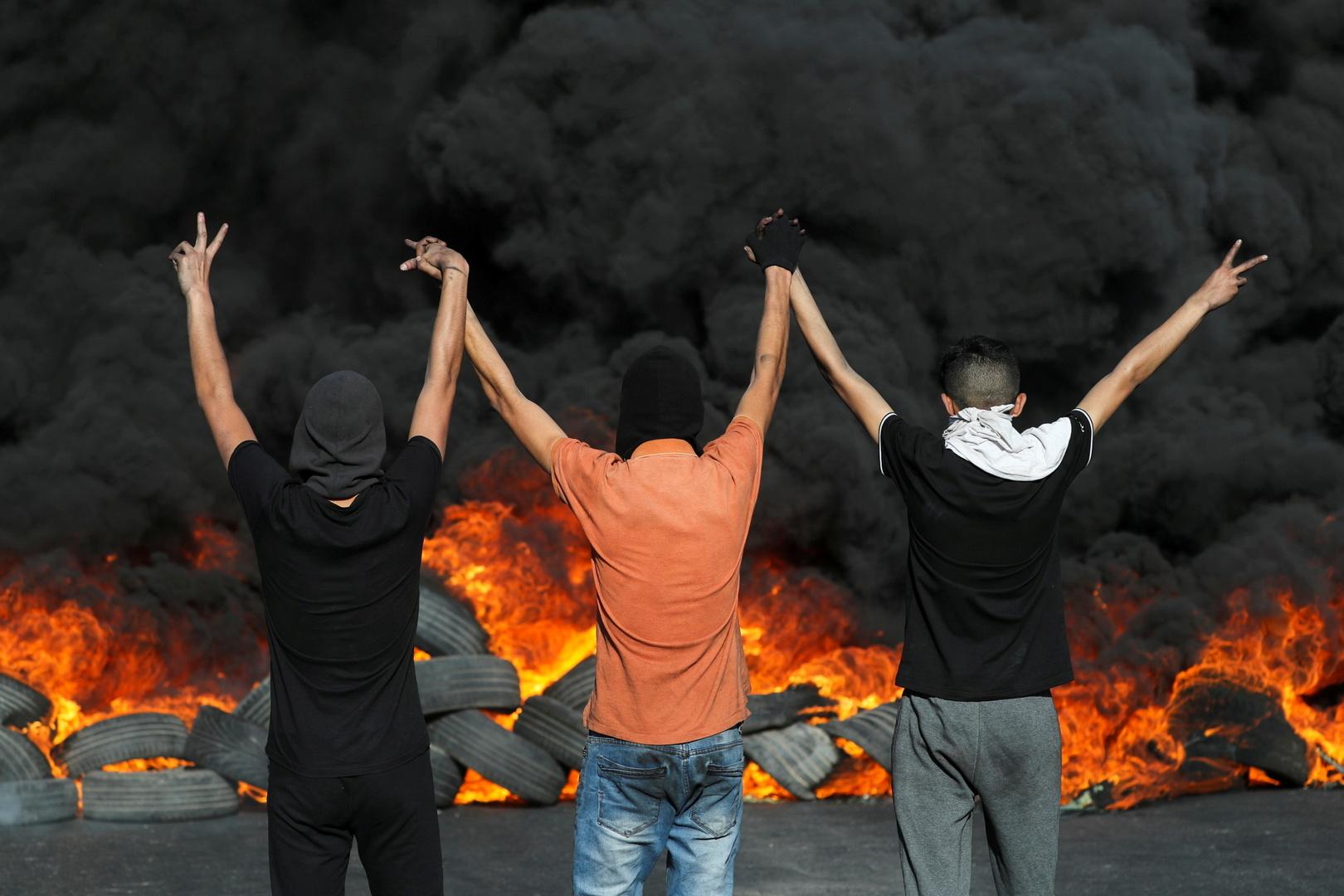 الصحة: مقتل 21 فلسطينيا على يد القوات الإسرائيلية بالضفة الغربية منذ بدء تصعيد الصراع