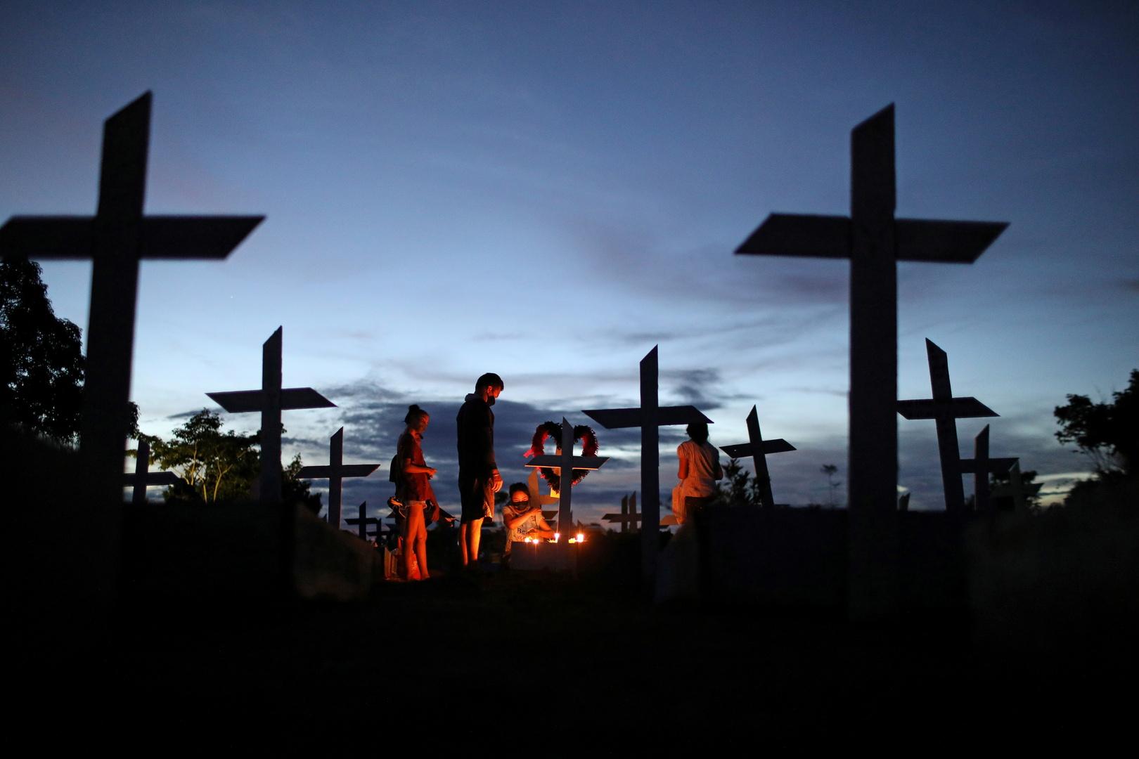 وفيات كورونا في البرازيل تتجاوز 435 ألف حالة