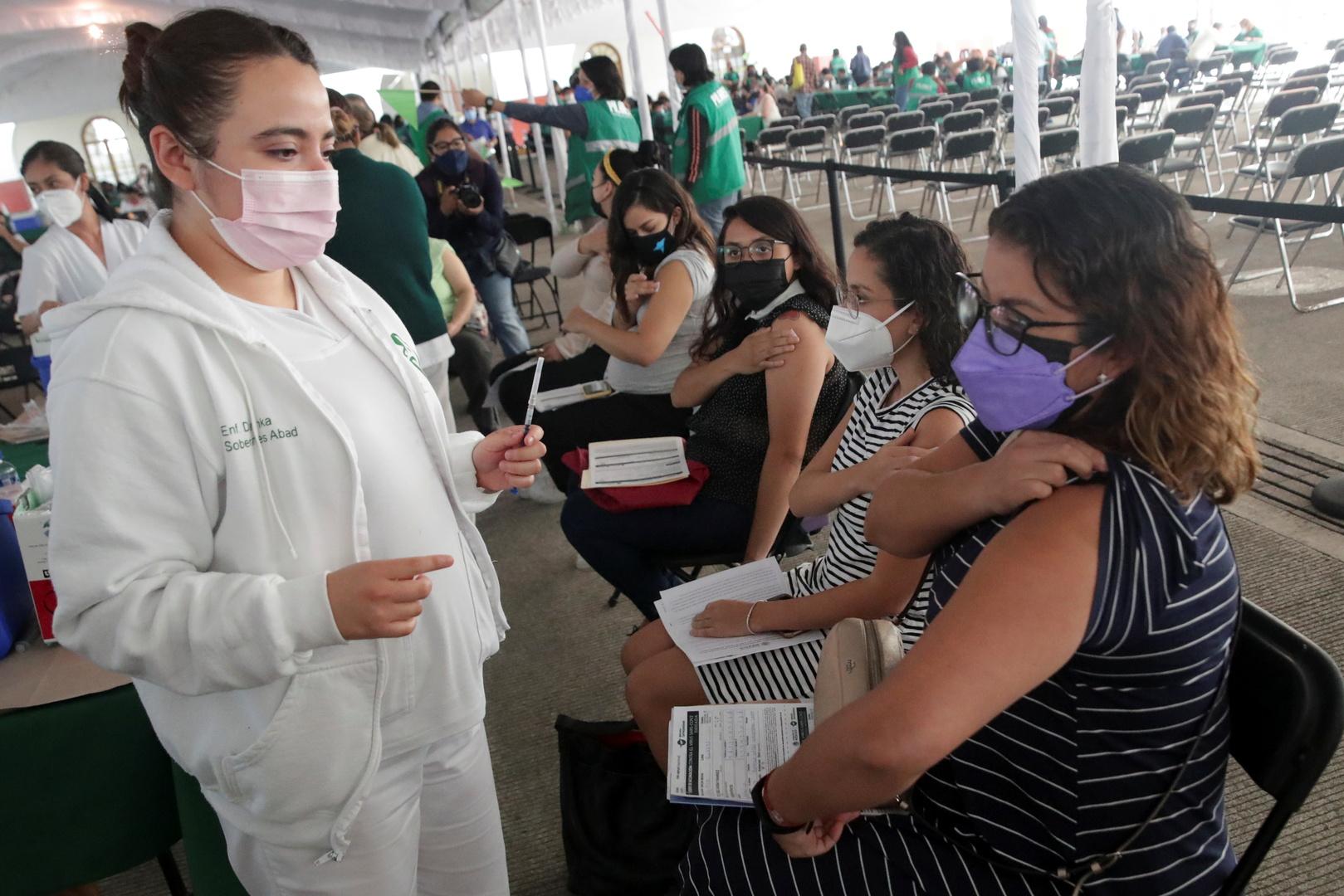 المكسيك تسجل 53 وفاة و1233 إصابة جديدة بفيروس كورونا