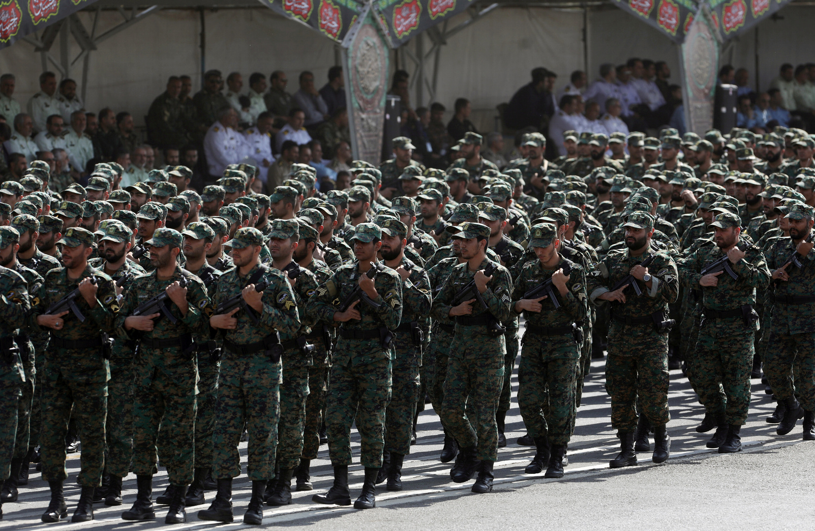 قائد الجيش الإيراني: عملية