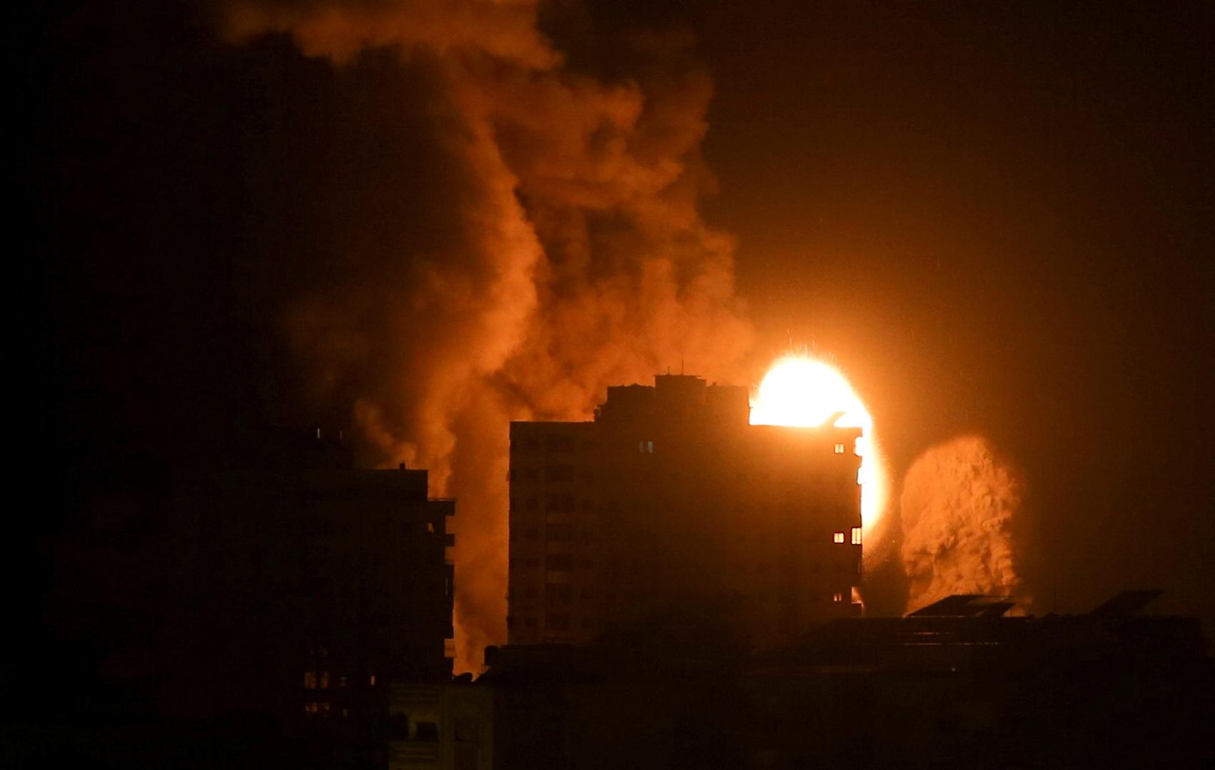 الكرملين يعرب عن قلقه إزاء تزايد عدد الضحايا في المواجهات الفلسطينية الإسرائيلية