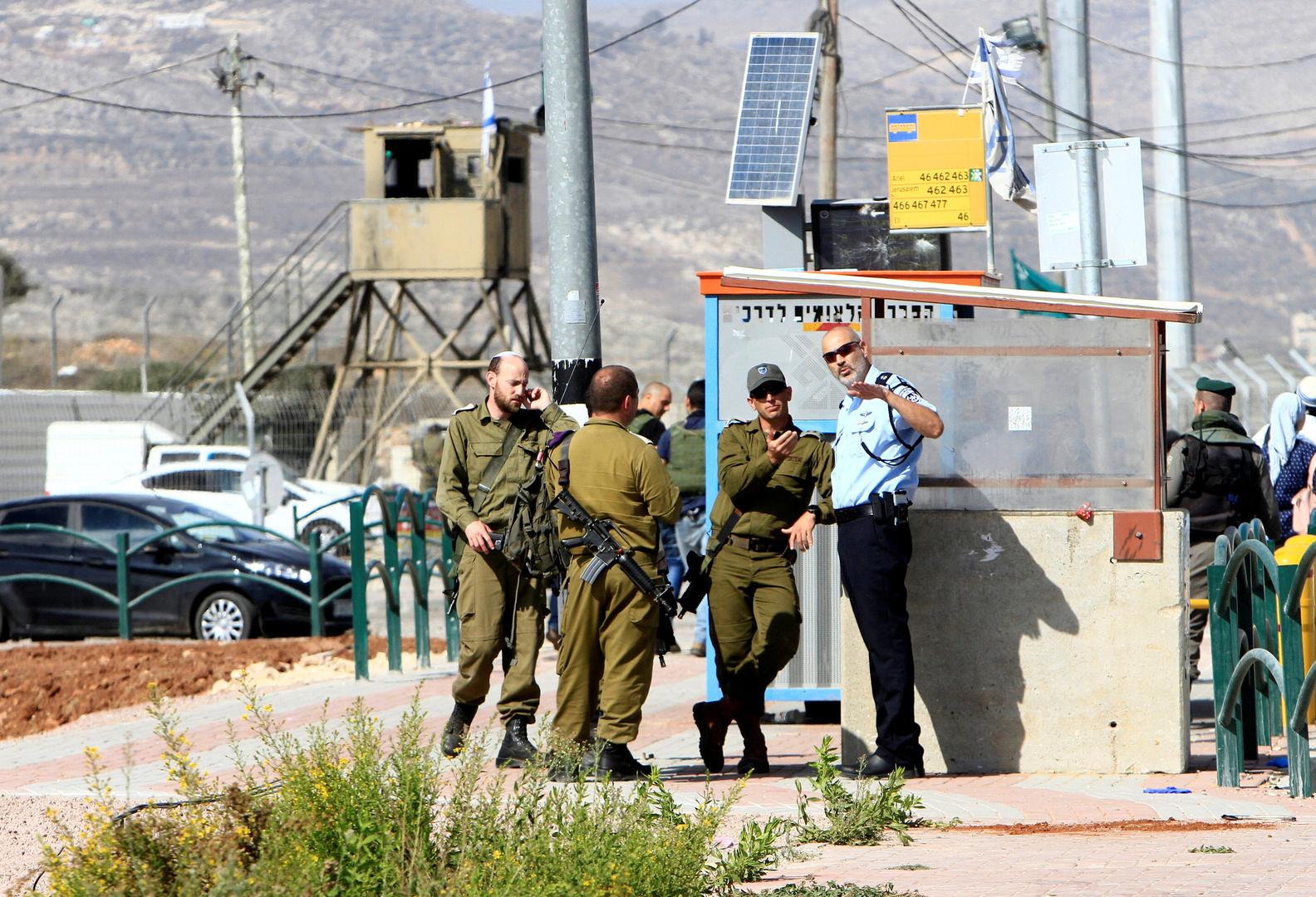 الجيش الإسرائيلي: تحييد فلسطيني حاول تنفيذ عملية دهس جنود على حاجز في نابلس