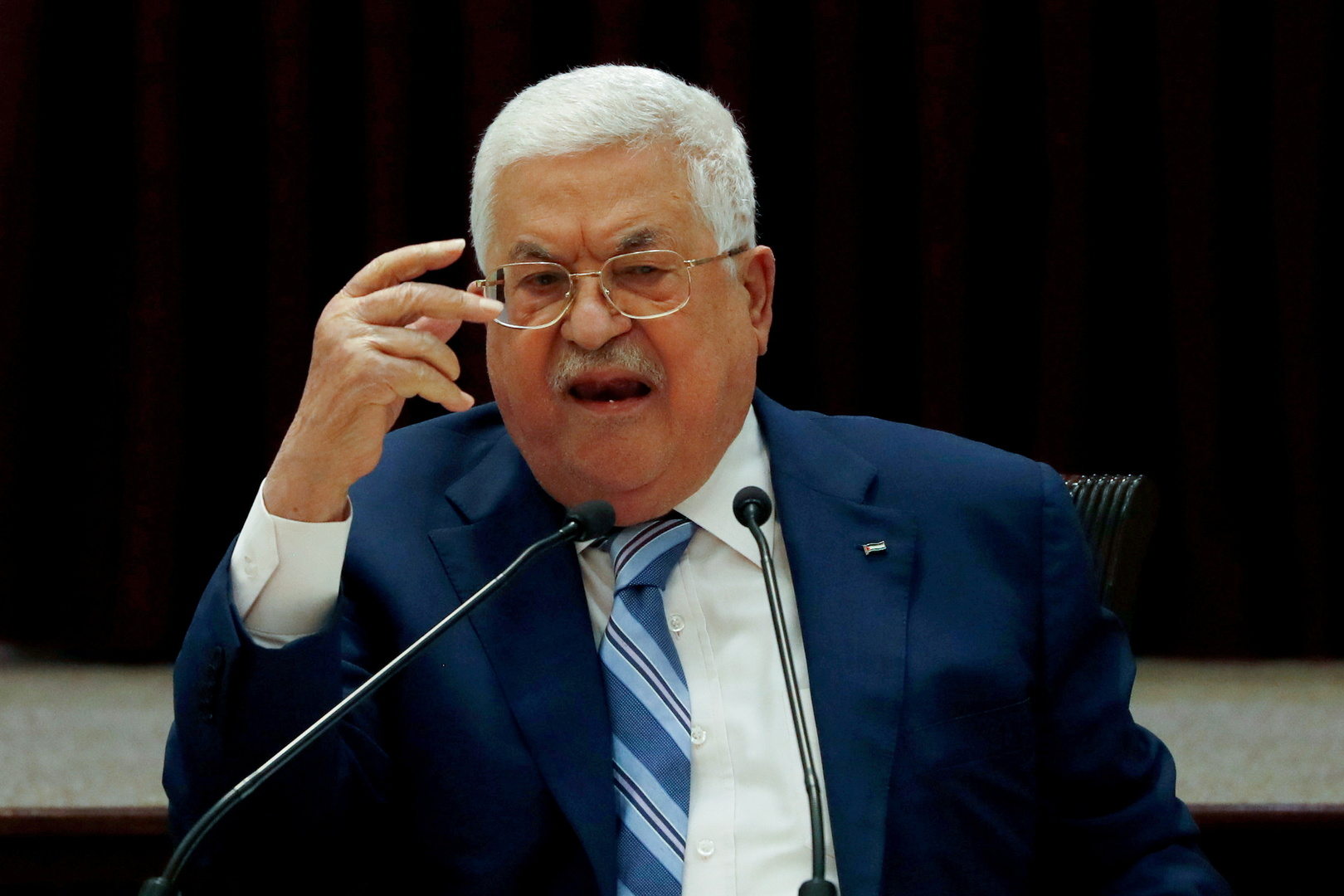 مصادر لـRT تؤكد أنباء استقبال الرئيس الفلسطيني محمود عباس للمبعوث الأمريكي في رام الله