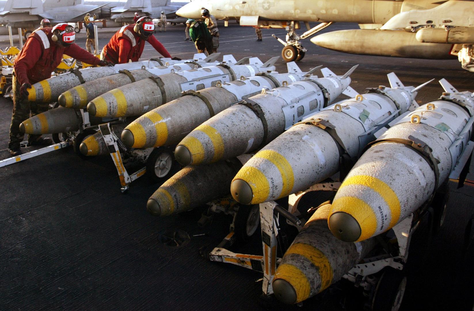 مشرعون ديموقراطيون يستعدون للتقدم بمسودة تشريع لوقف صفقة سلاح لإسرائيل