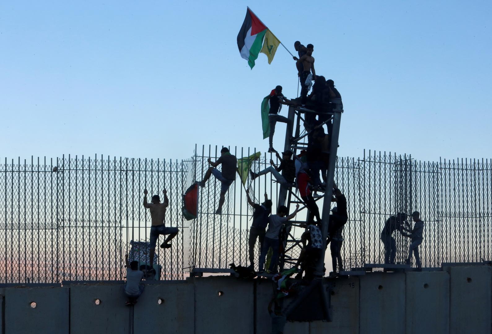 محاولات تسلل من لبنان والأردن إلى إسرائيل