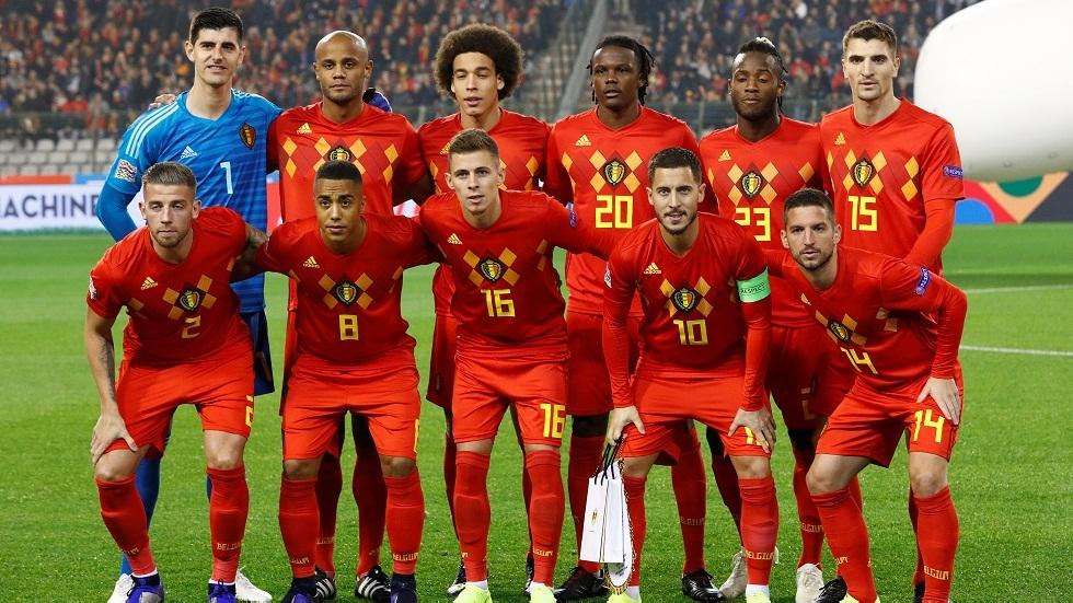 المنتخب البلجيكي يعلن قائمة لاعبيه لبطولة أمم أوروبا