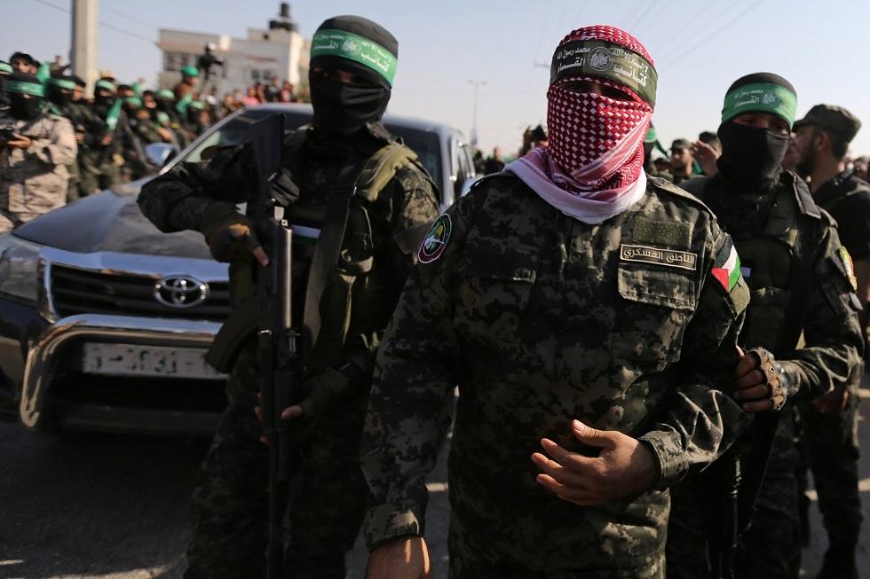 كتائب القسام الفلسطينية