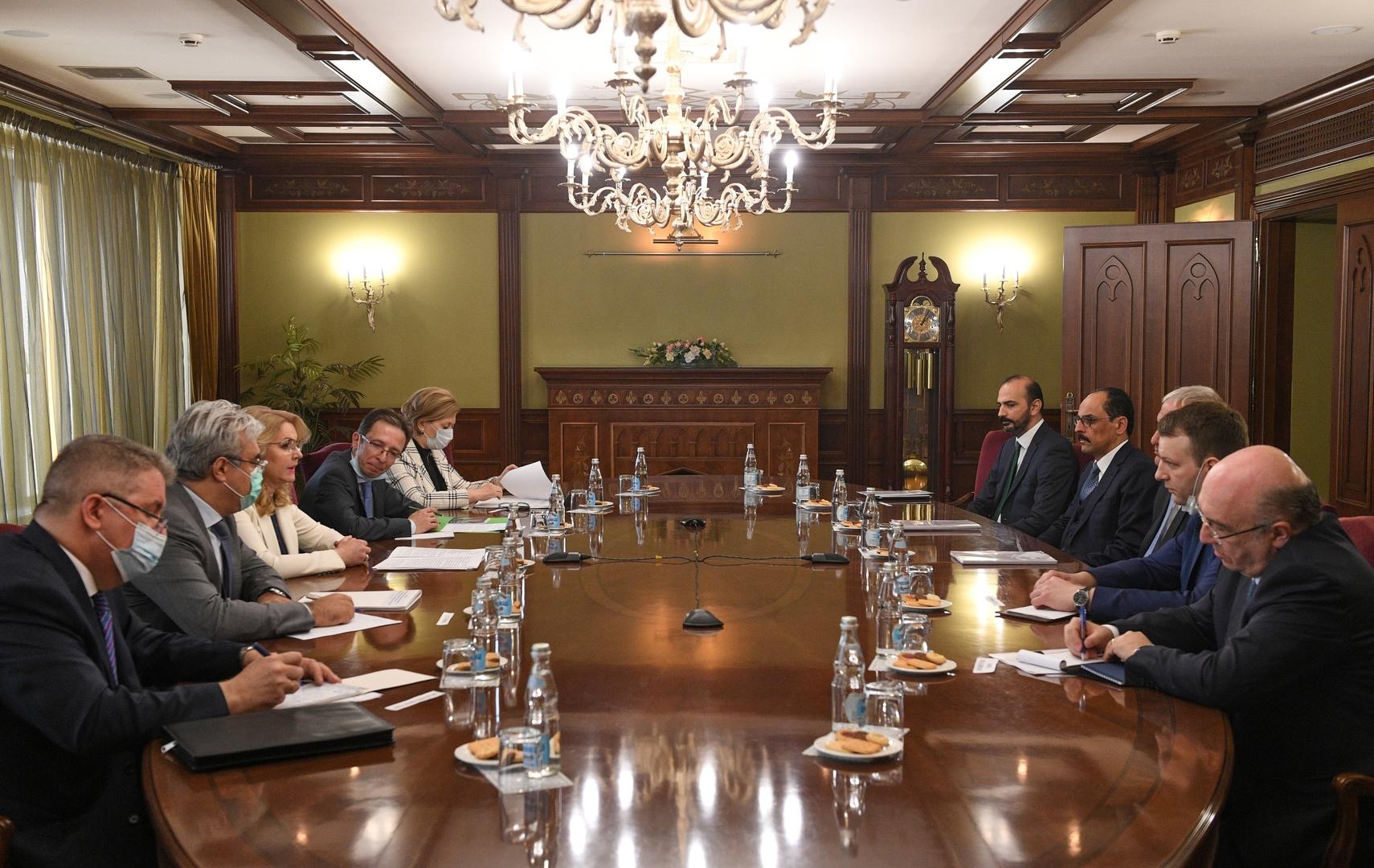 روسيا على استعداد لمساعدة تركيا في محاربة فيروس كورونا