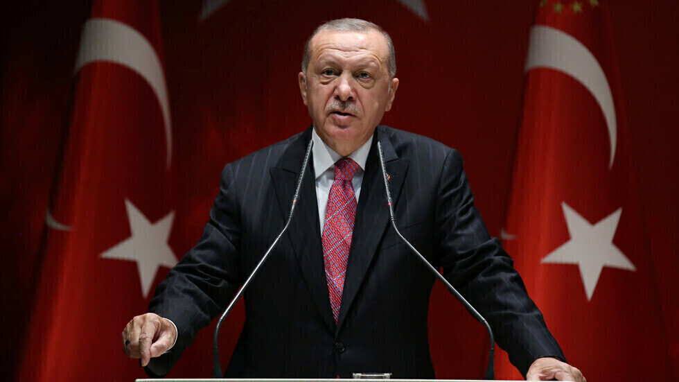 أردوغان يعلن