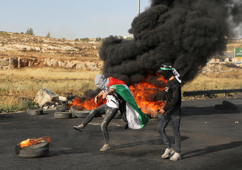 آخر مستجدات الوضع بفلسطين