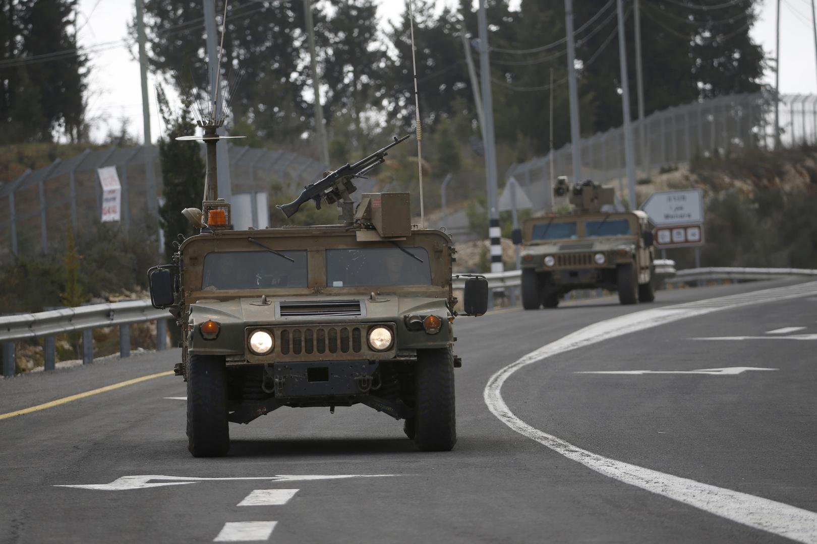 الجيش الإسرائيلي: 6 قذائف أطلقت أمس من لبنان وانفجرت داخل الأراضي اللبنانية