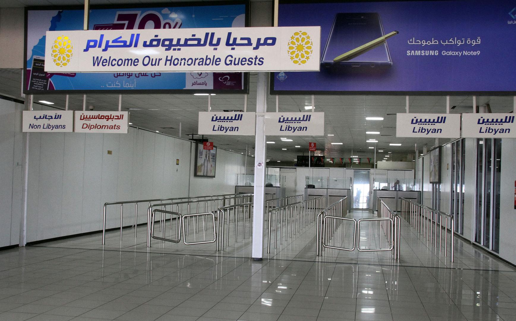 في أول زيارة منذ تولي السلطة التنفيذية الليبية الجديدة.. وفد أمريكي يصل طرابلس
