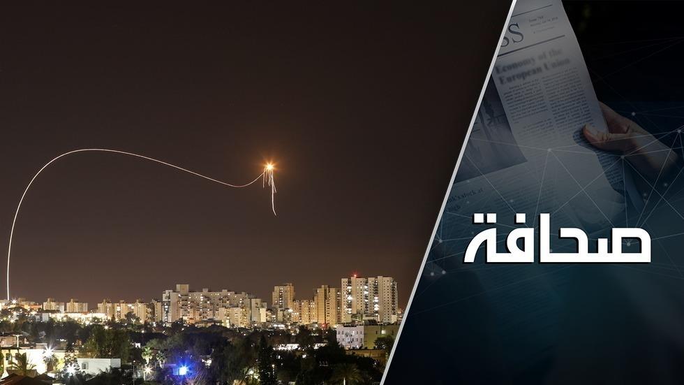 خطر صواريخ حزب الله على إسرائيل