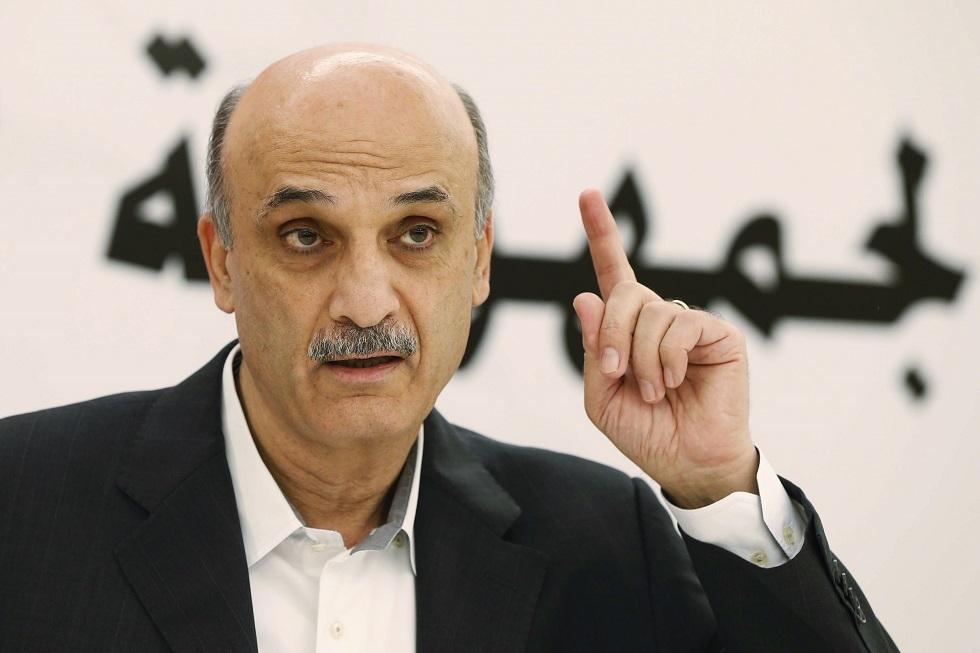السياسي اللبناني سمير جعجع