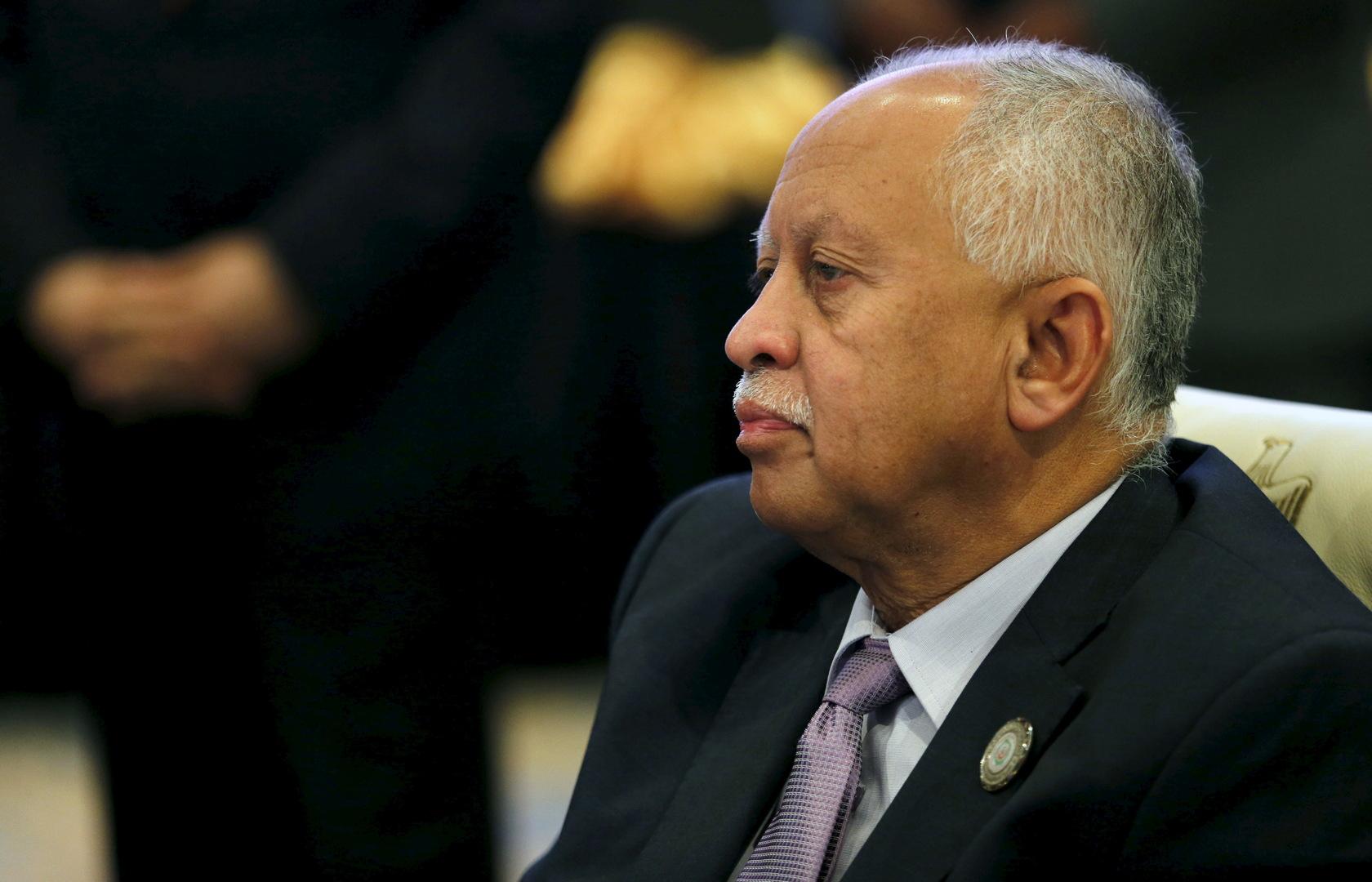 المندوب الفلسطيني في مجلس الأمن رياض منصور