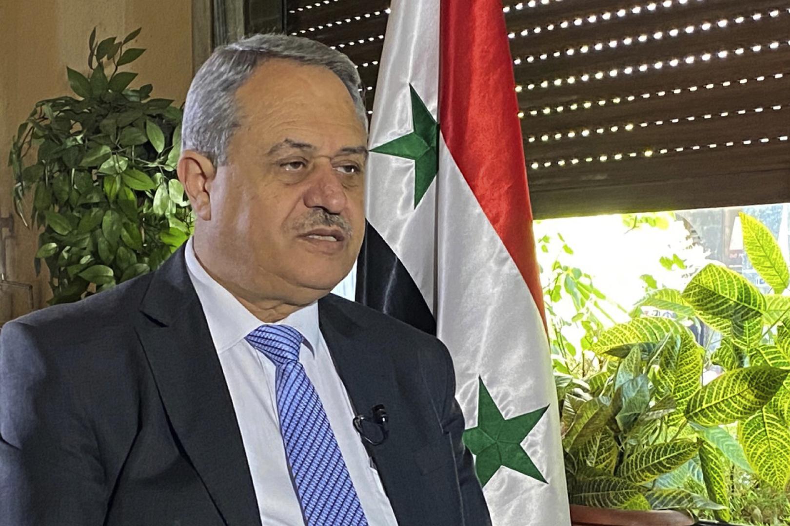 مرشح رئاسي سوري
