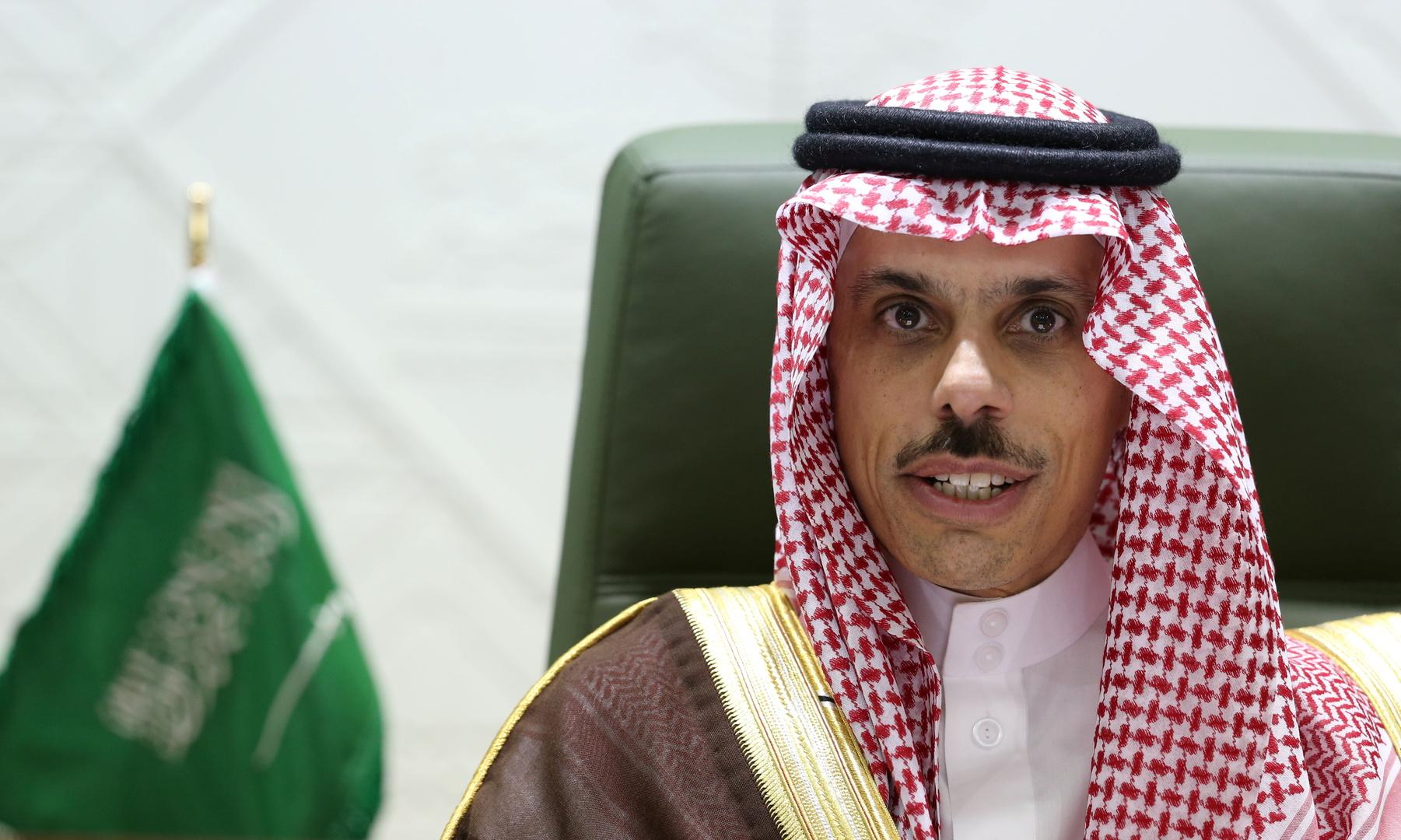 السعودية: نأمل أن يرى الإيرانيون أن من مصلحتهم العمل مع جيرانهم بطريقة إيجابية تؤدي للاستقرار