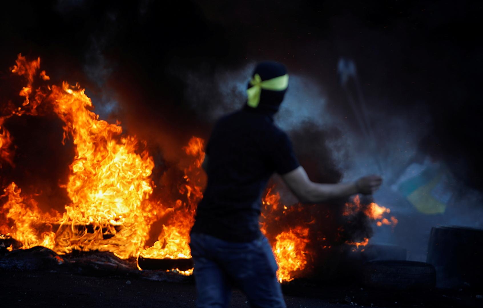 مقتل 4 فلسطينيين وإصابة أكثر من 1400 بالضفة الغربية والقدس في