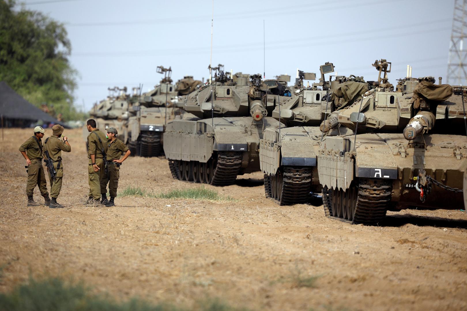 وزير إسرائيلي: سنضطر عاجلا أو آجلا للتدخل عسكريا في قطاع غزة