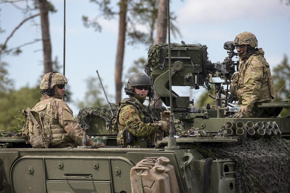 شجار في إستونيا بين عسكريين بريطانيين من الناتو وسكان محليين