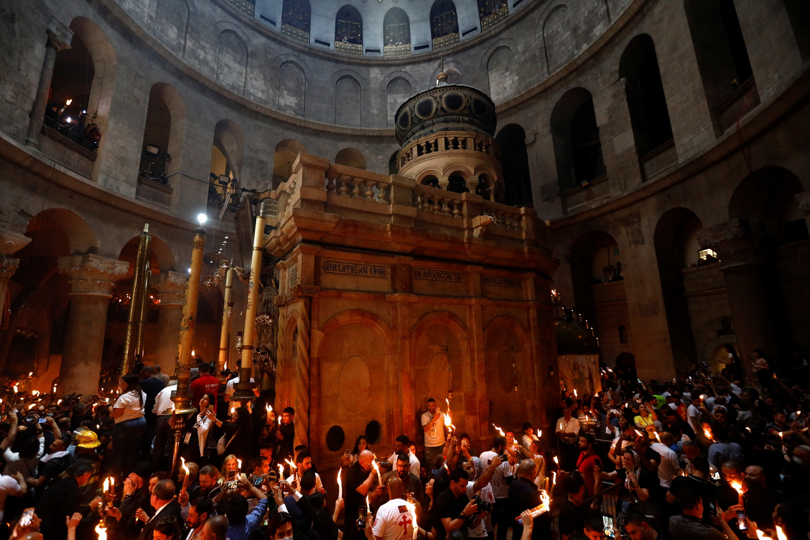 كنيسة في القدس