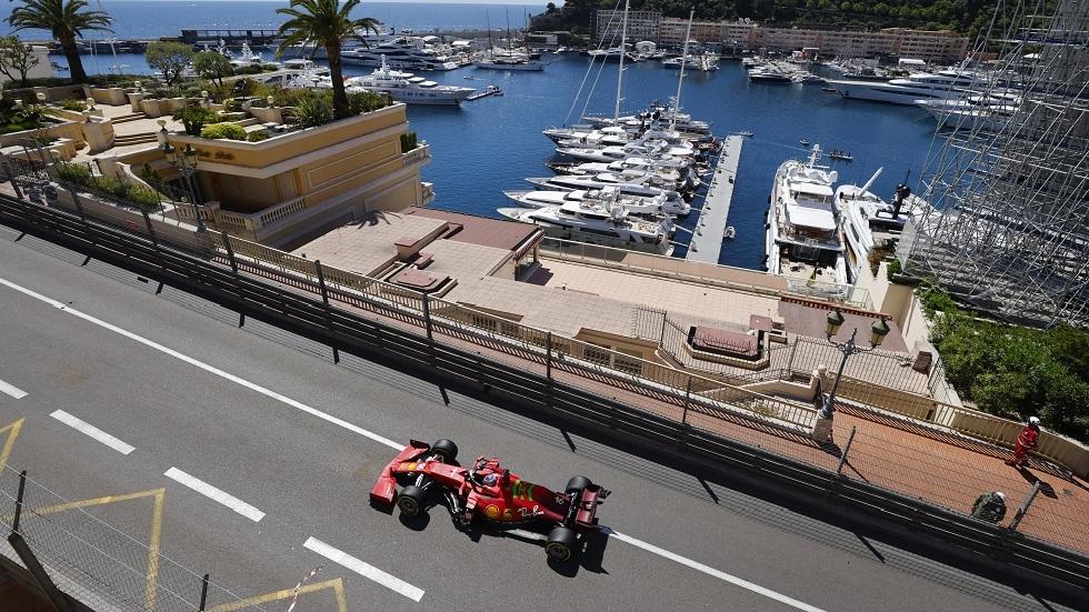 جائزة موناكو للفورمولا 1: ابن الإمارة لوكلير يتصدر التجارب الحرة الثانية