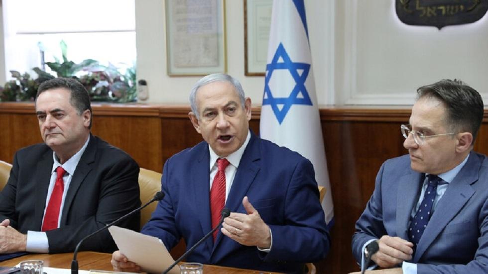 الحكومة الإسرائيلية - أرشيف