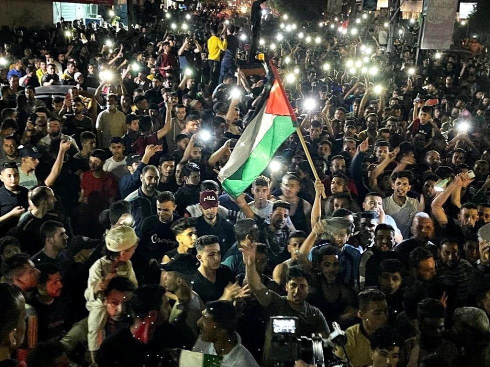 بدء سريان وقف إطلاق النار بين الفصائل الفلسطينية وإسرائيل