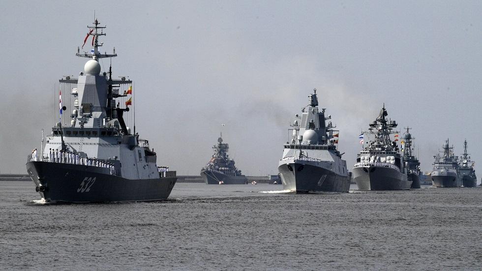 روسيا تصنع سفنا قتالية جديدة لأسطول المحيط الهادئ