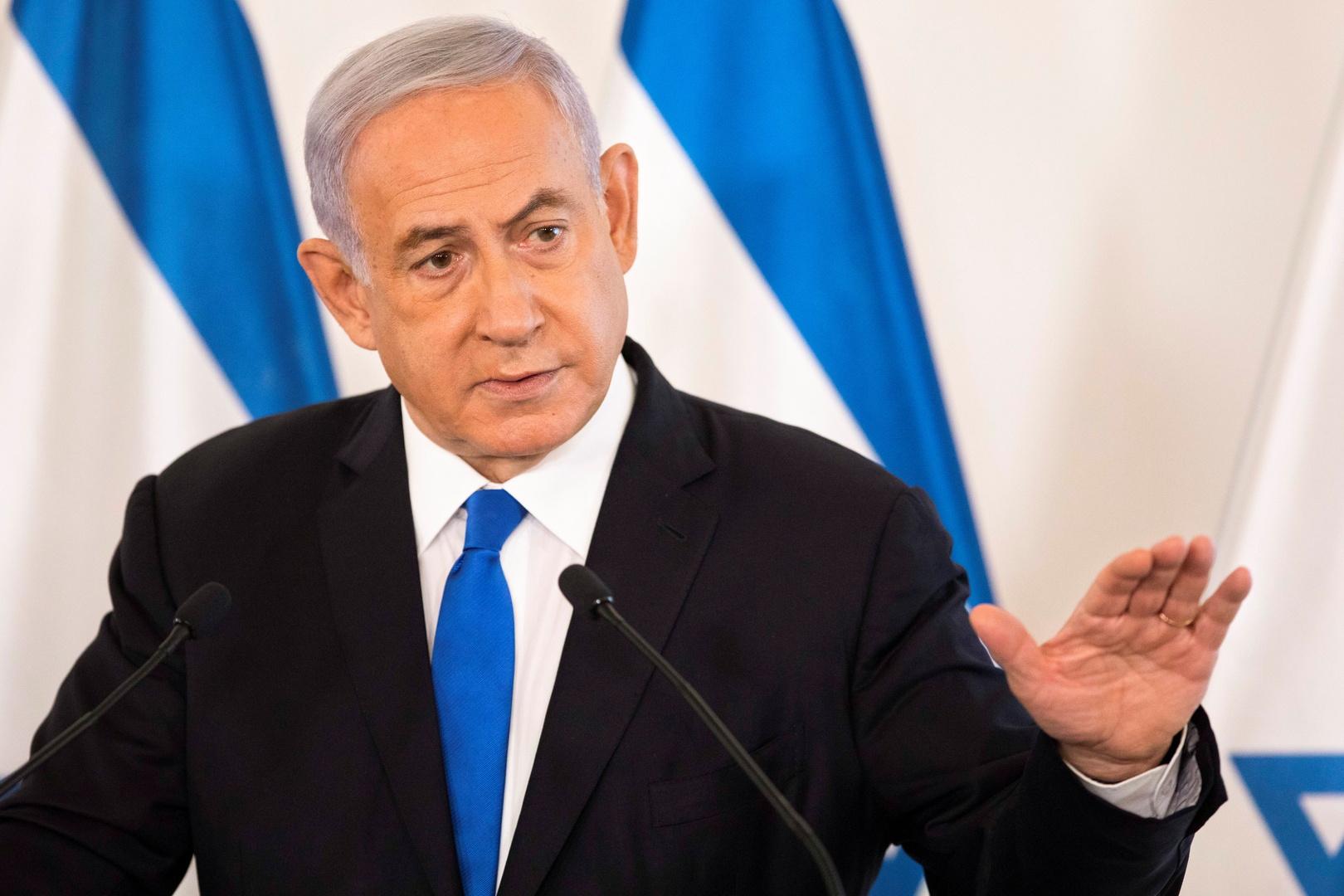 نتنياهو: حققنا نجاحا منقطع النظير في غزة أعاد