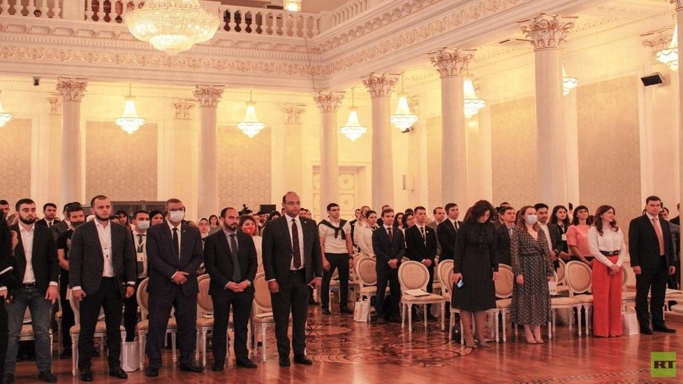منتدى الشباب الروسي المصري الأول