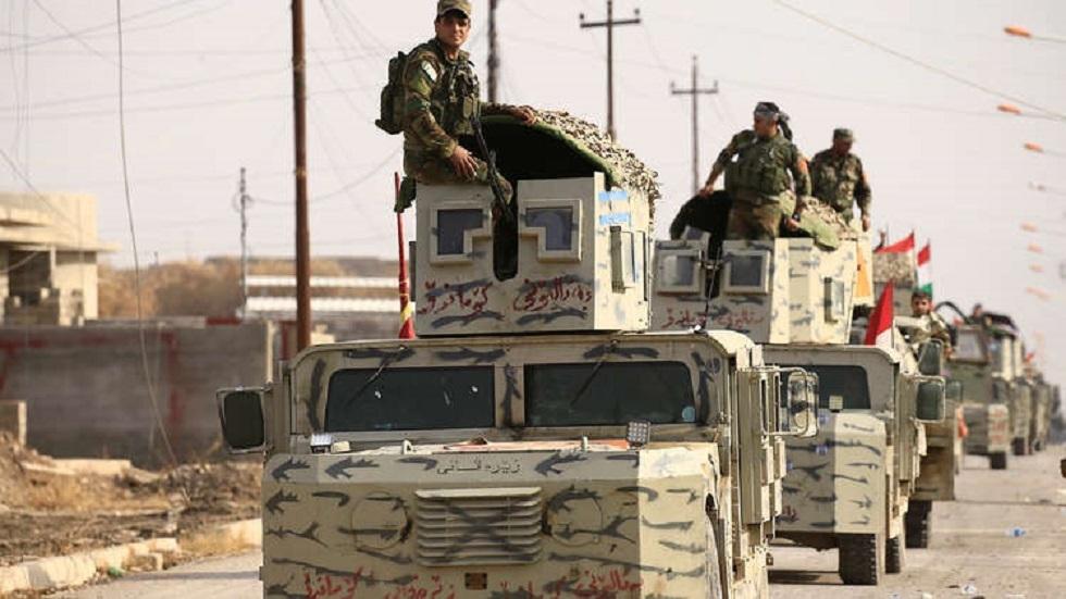قوات البيشمركة الكردية في إقليم كردستان العراق - أرشيف