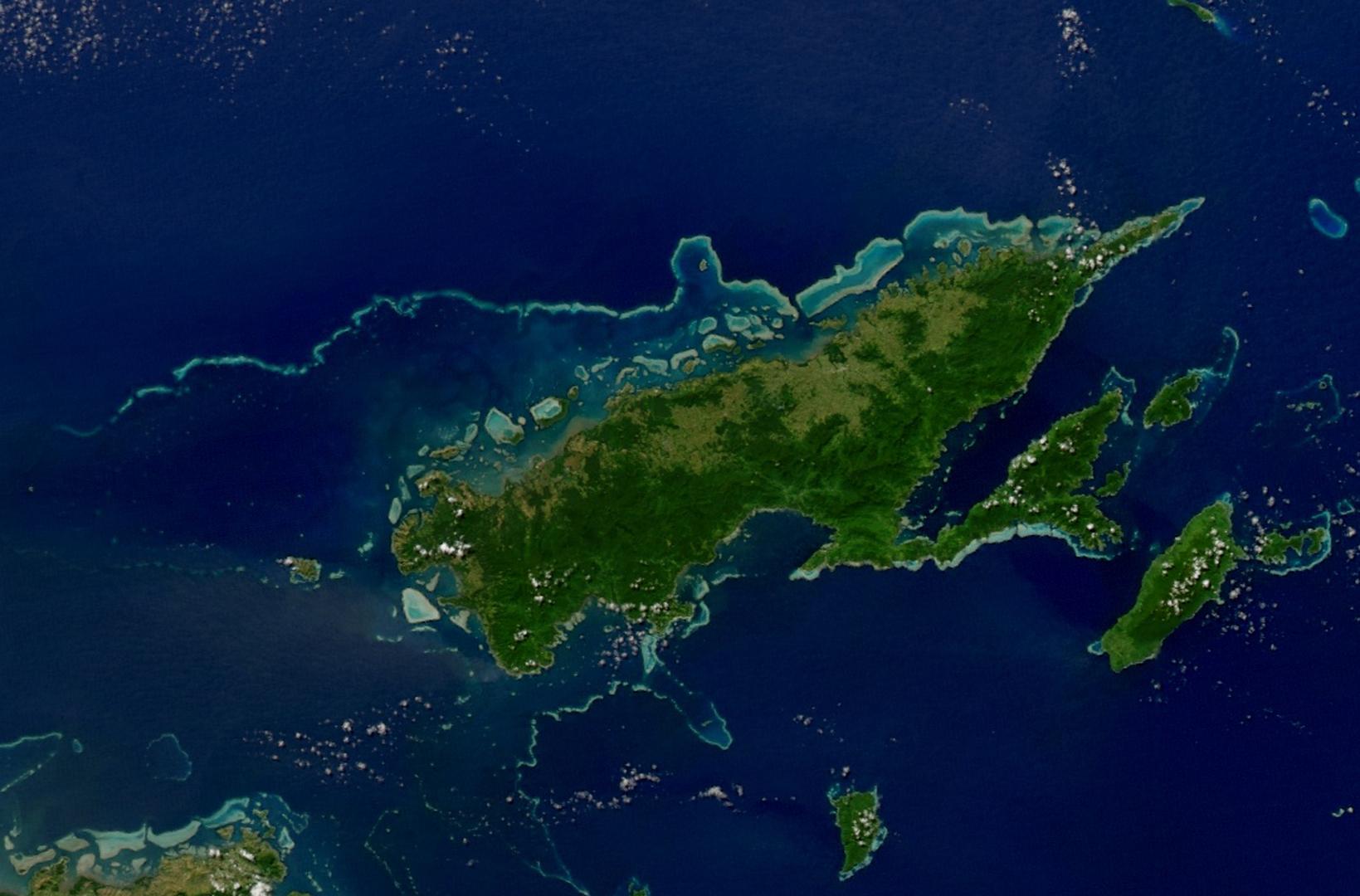 زلزال بقوة 6.7 درجة قرب سواحل فيجي في المحيط الهادئ