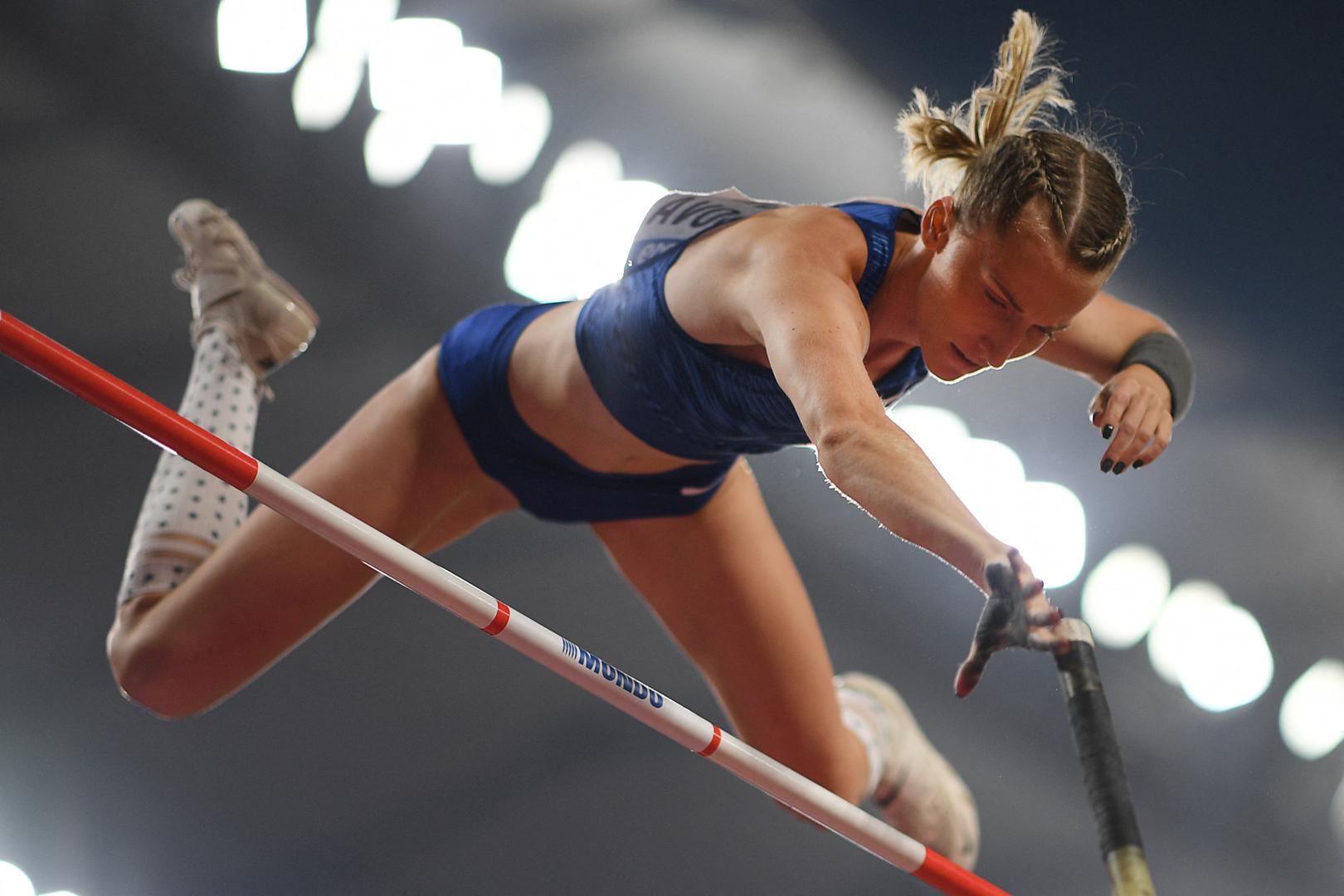 الاتحاد الدولي لألعاب القوى يوافق على مشاركة 23 روسيا بالبطولات الدولية