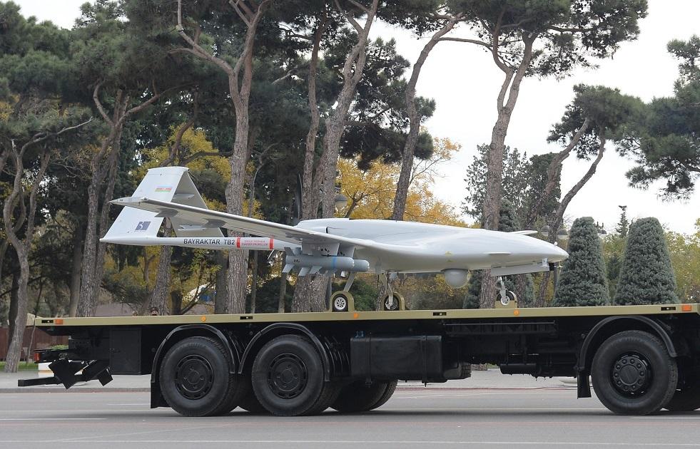 بولندا تشتري درونات Bayraktar الهجومية من تركيا