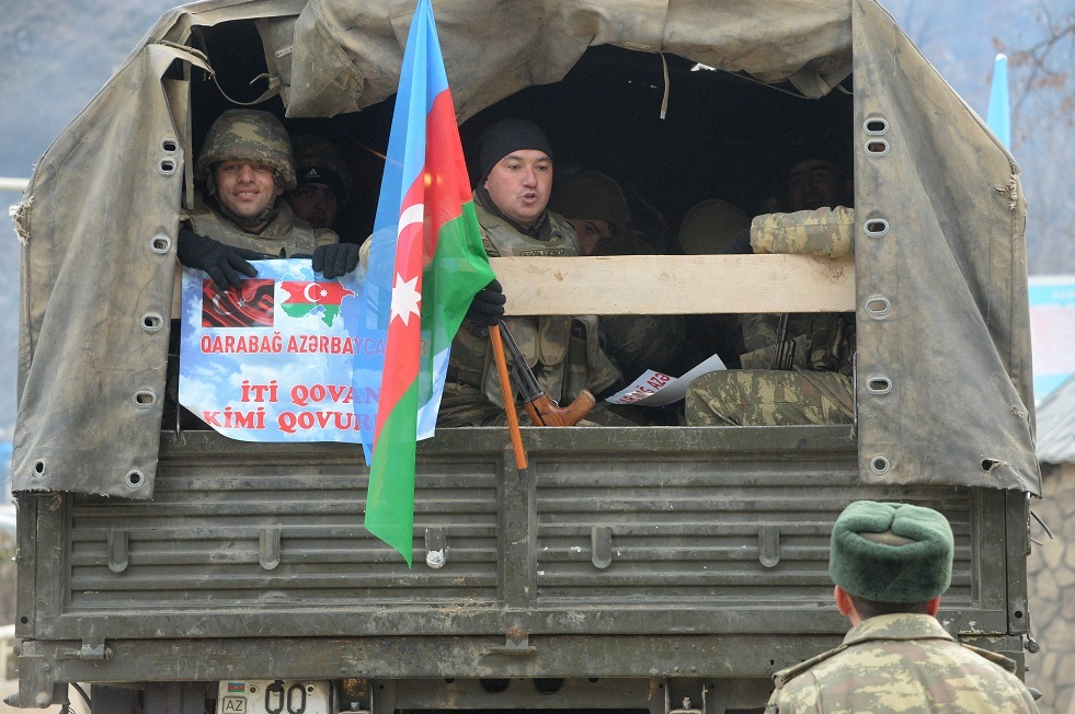 يريفان تنفي معلومات عن وجود ألف عسكري أذربيجاني في مقاطعة سيونيك