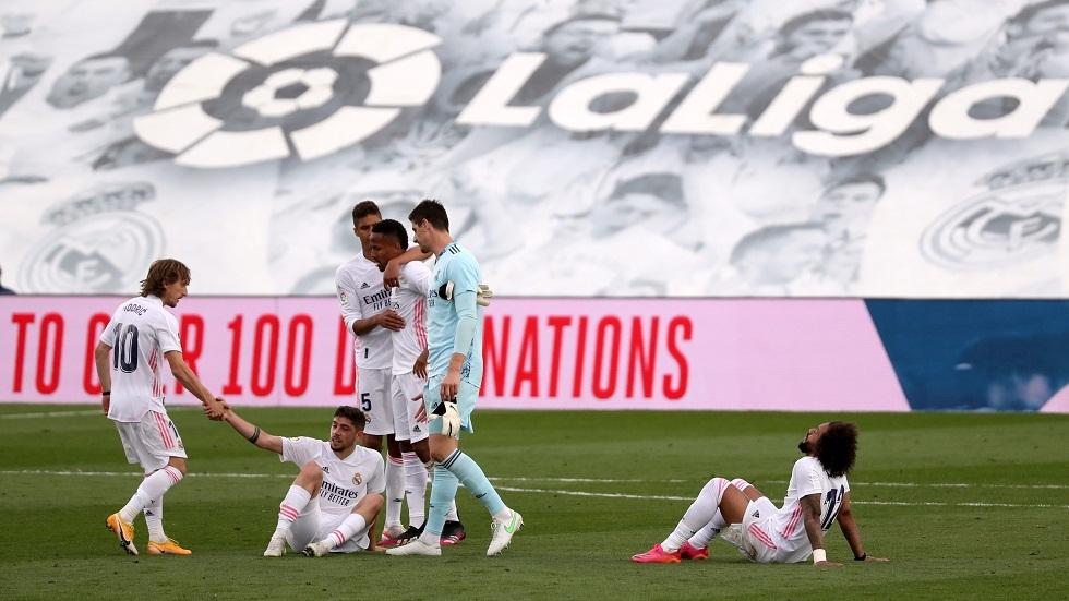 لأول مرة منذ 11 عاما.. ريال مدريد من دون أي لقب بموسم