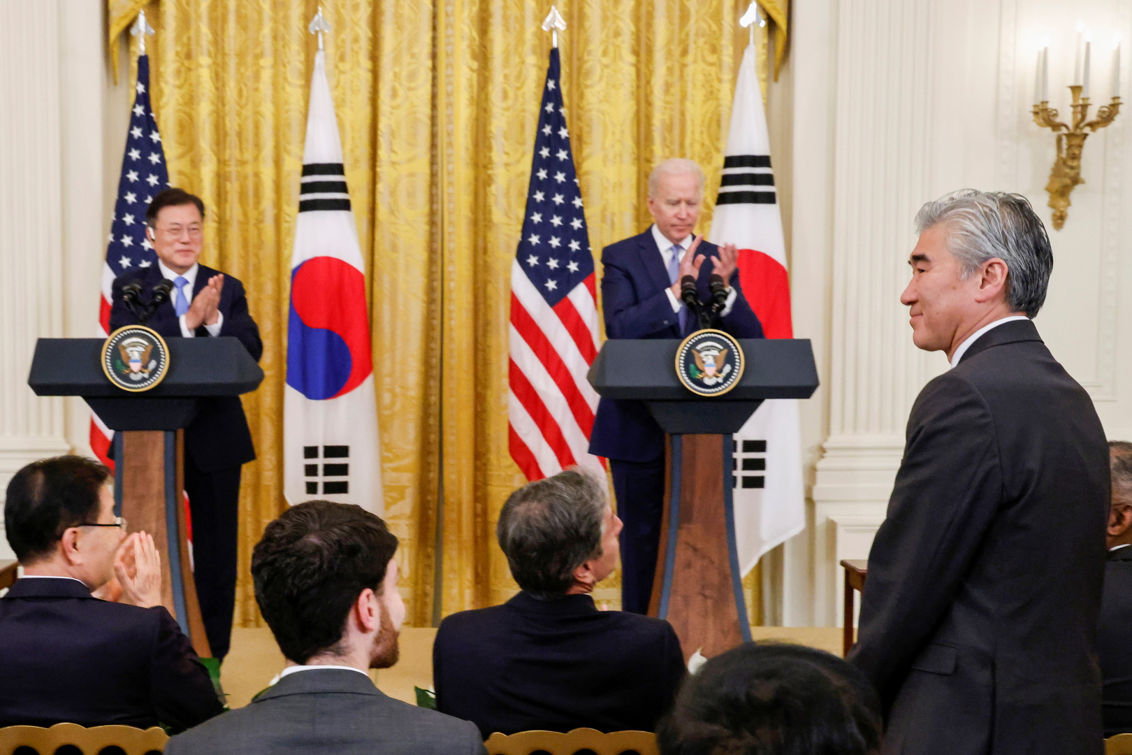 سيئول: ليس لدى الصين أي شكوى حيال رفع القيود عن تطوير كوريا الجنوبية للصواريخ