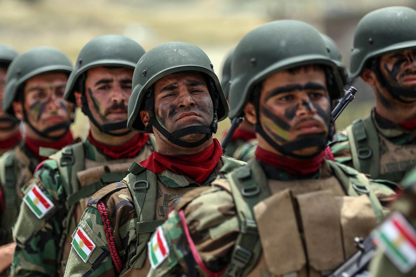 بغداد: لا تحركات للبيشمركة داخل حدود الحكومة الاتحادية