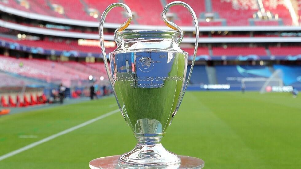 قائمة الأندية المتأهلة من الدوريات الخمسة الكبرى إلى دوري أبطال أوروبا