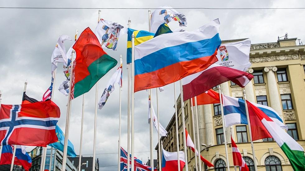 بيلاروس تطرد دبلوماسيين من لاتفيا بسبب فضيحة في كأس العالم للهوكي