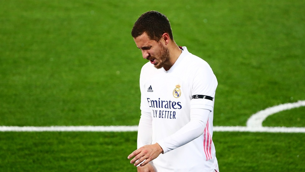 تقرير: ساعة الرحيل بين ريال مدريد وهازارد تقترب