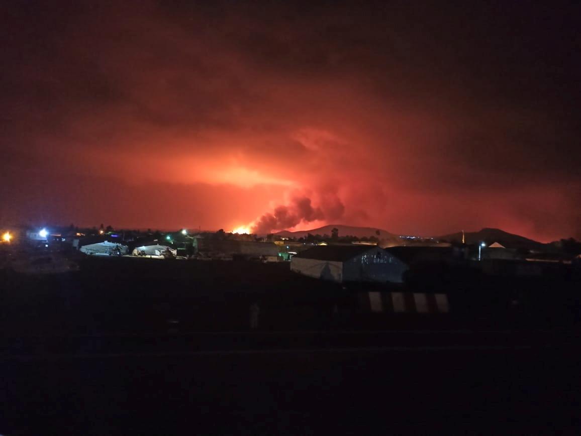 الكونغو.. فقدان العشرات وهزات أرضية بعد ثورة بركان غوما
