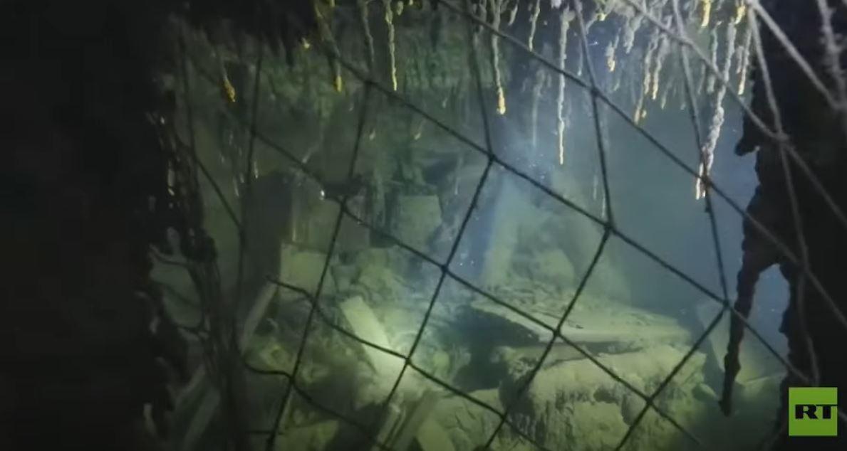 العثور على حطام سفن من الحرب العالمية الثانية في خليج فنلندا
