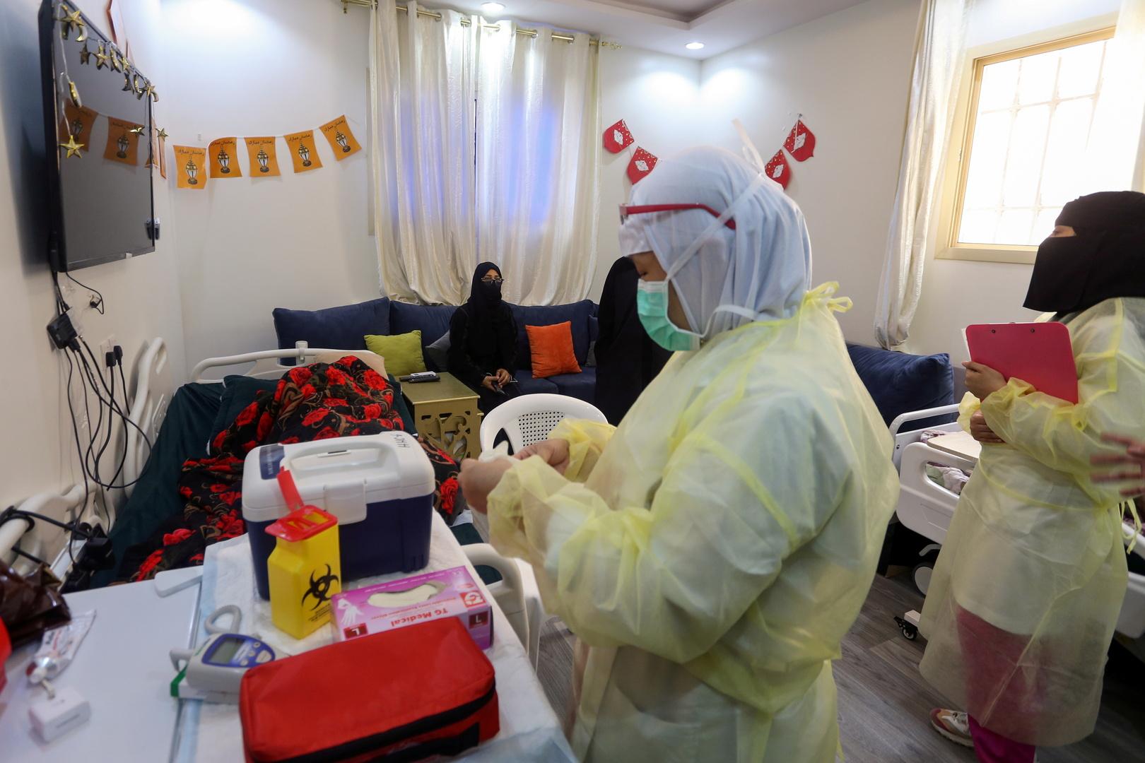 خلل في توزيع الأوكسجين بمستشفى المدينة المنورة