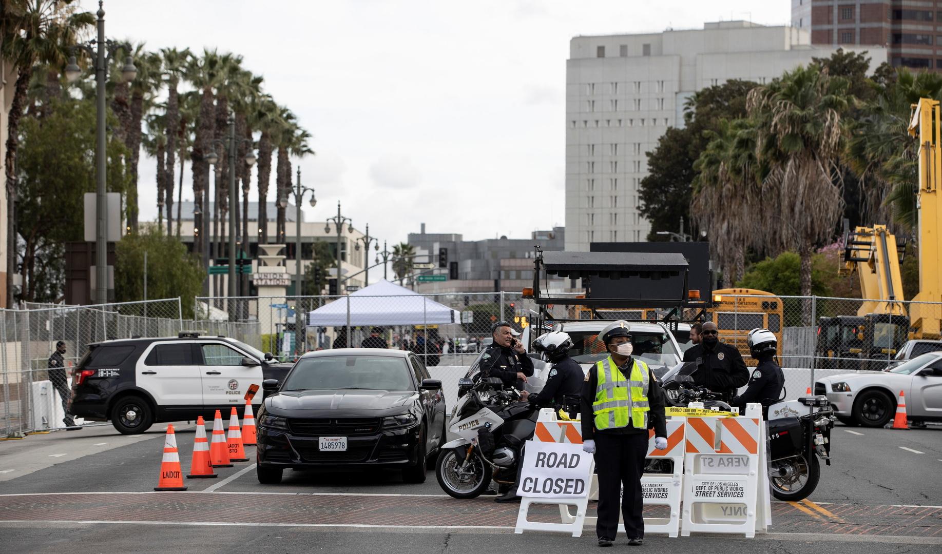 شرطة لوس أنجلوس