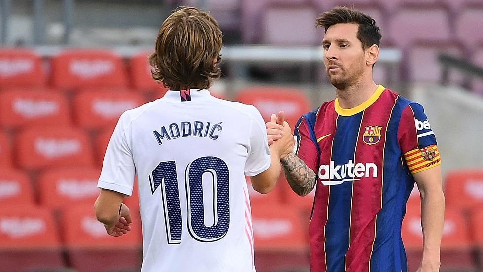 رسميا.. برشلونة يعلن مواجهة غريمه التقليدي ريال مدريد