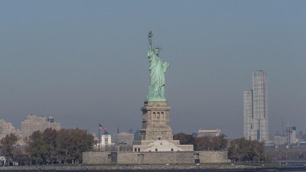 تمثال الحرية - الولايات المتحدة الأمريكية