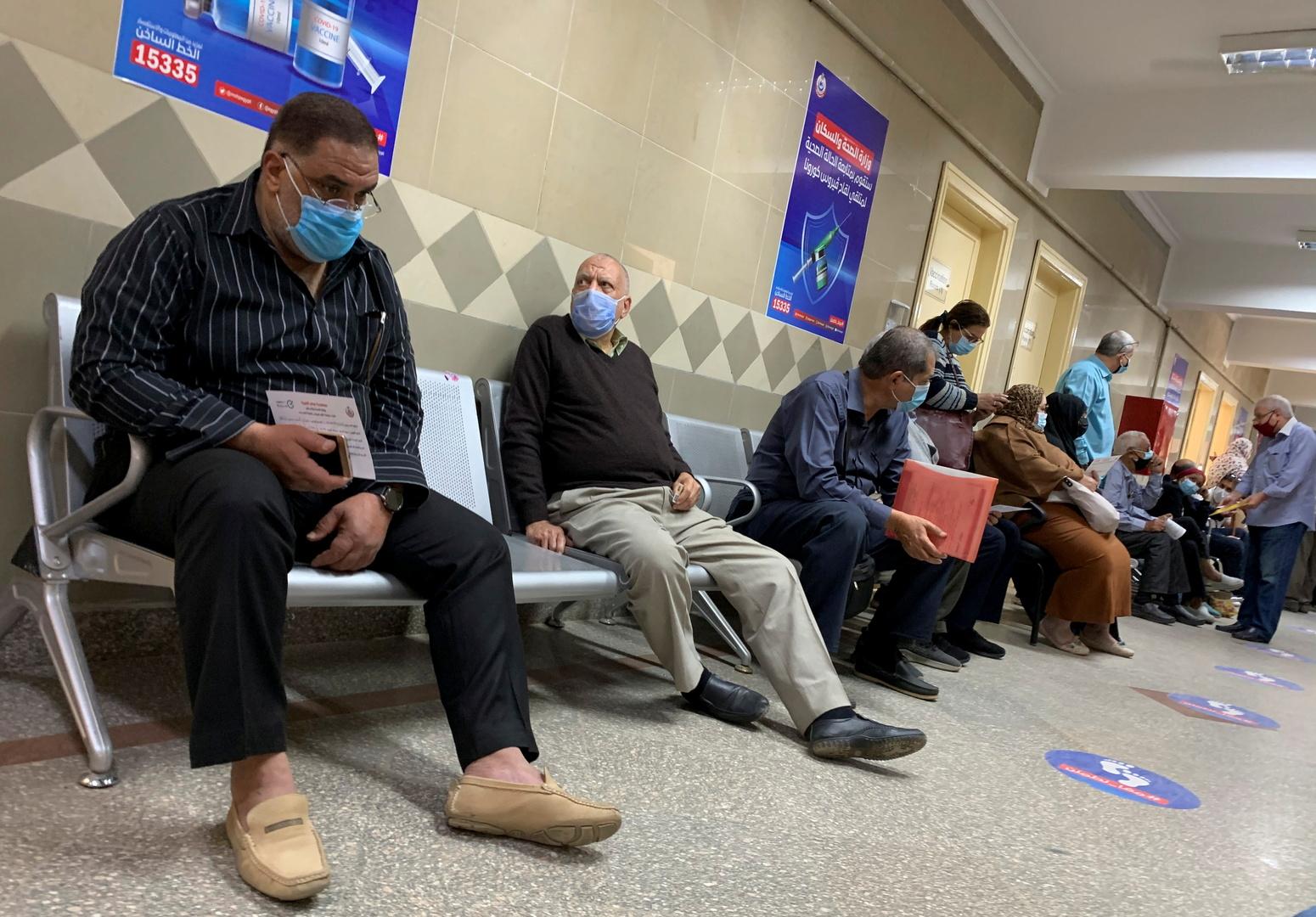 مصر.. 49 وفاة و1140 إصابة جديدة بفيروس كورونا